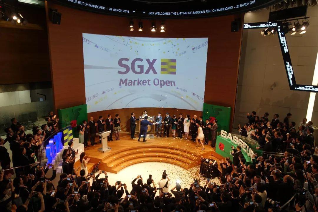 亚洲首个奥特莱斯房地产投资信托——砂之船房地产投资信托在新加坡交易所成功上市!中新互联互通项目金融领域合作取得新突破!
