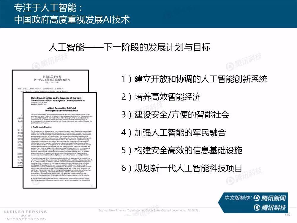 2018互联网女皇报告精华版:6大行业35个要点